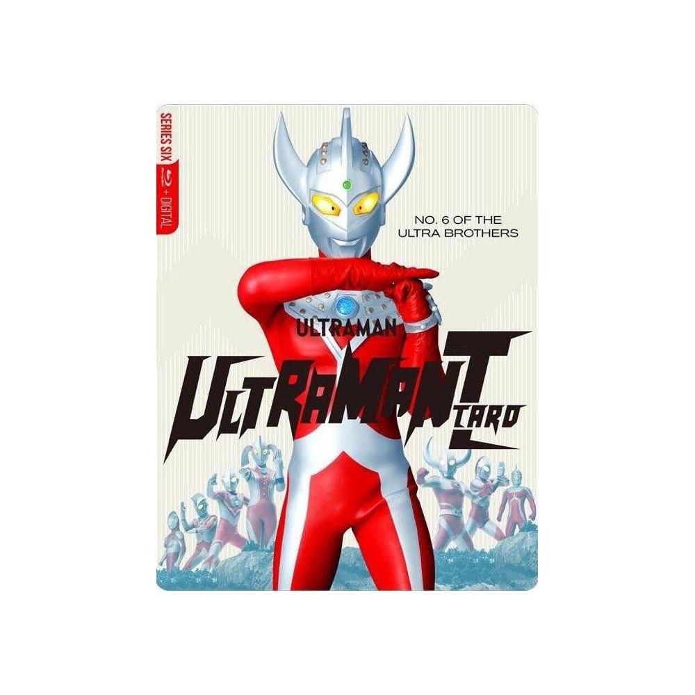 Ultraman Taro The Complete Series Blu Ray 2021