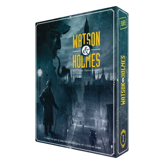 Space Cowboys Watson & Holmes Game image number null