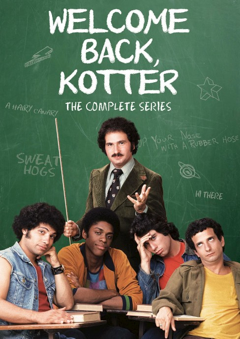 Welcome Back Kotter:Complete Series (DVD) - image 1 of 1