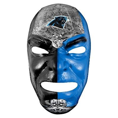 NFL Carolina Panthers Franklin Sports Fan Face Mask