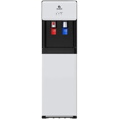 Avalon Self Cleaning Bottom Loading Water Cooler Dispenser - White
