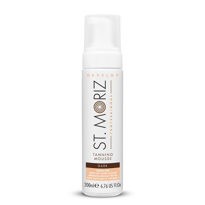 St. Moriz Instant Self Tanning Mousse Dark   200ml by St. Moriz