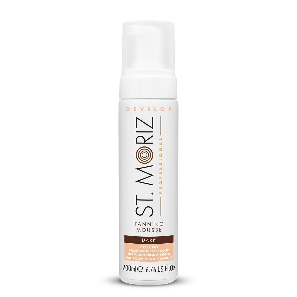 Image of St. Moriz Professional Instant Dark Self Tanning Mousse - 6.76oz