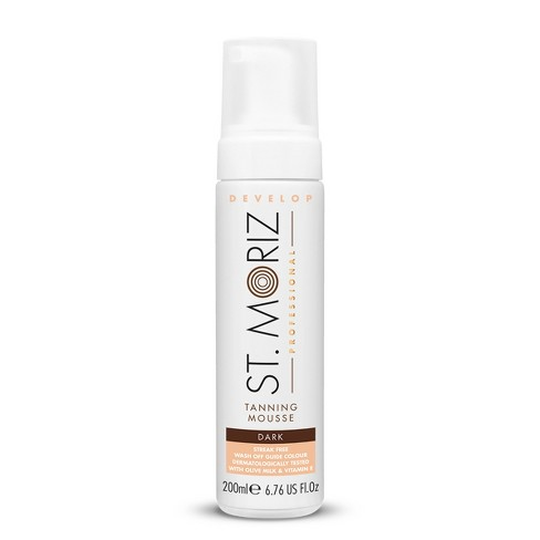St. Moriz Instant Self Tanning Mousse Dark - 200ml - image 1 of 3