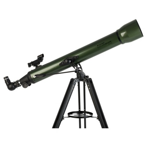 Celestron ExploraScope 80AZ Refractor - Green - image 1 of 8