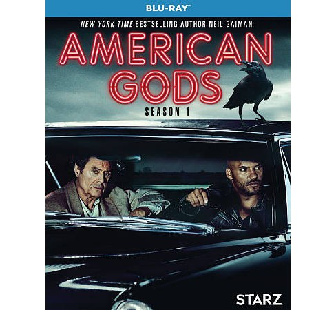 American Gods:Season 1 (Blu-ray) - image 1 of 1