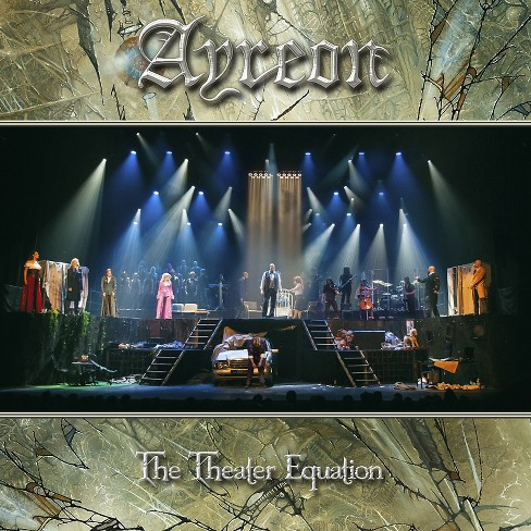 Ayreon - Theater equation (CD) - image 1 of 1