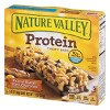 Nature Valley Peanut Butter Dark Chocolate Protein Chewy Bars - 5ct - image 3 of 3