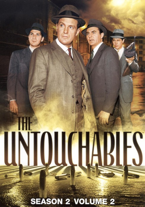 Untouchables:Season Two Vol 2 (DVD) - image 1 of 1