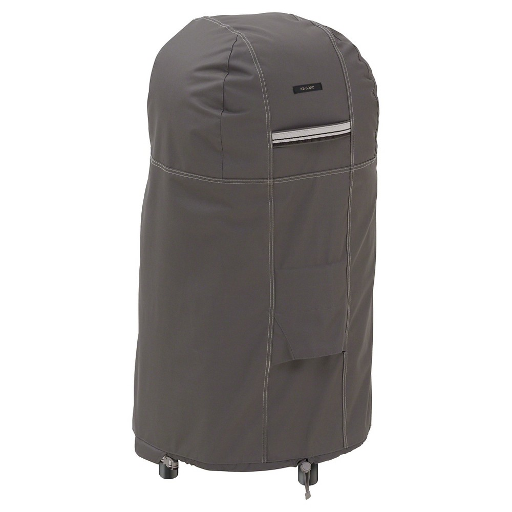 Ravenna Smoker Cover Round Medium – Dark Taupe 49171054