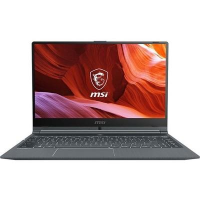 """MSI Modern 14 14"""" Laptop Intel Core i5-10210U 8GB RAM 512GB SSD MX330 2GB Carbon Gray - 10th Gen i5-10210U Quad-core - NVIDIA GeForce 330MX 2GB"""
