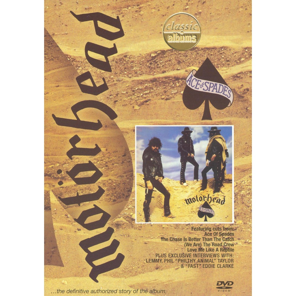 Classic Albums:Ace Of Spades (Dvd)