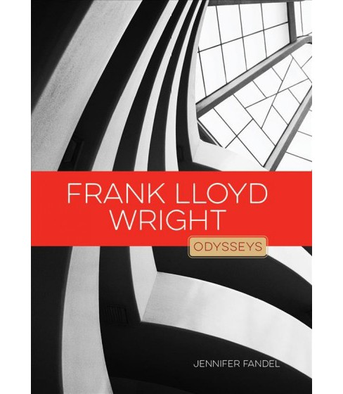 Frank Lloyd Wright (Paperback) (Kate Riggs) - image 1 of 1