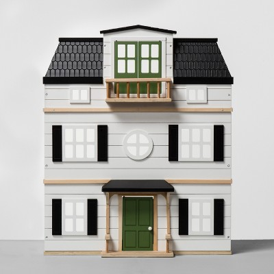 wooden dollhouse with furniture hearth hand with magnolia target