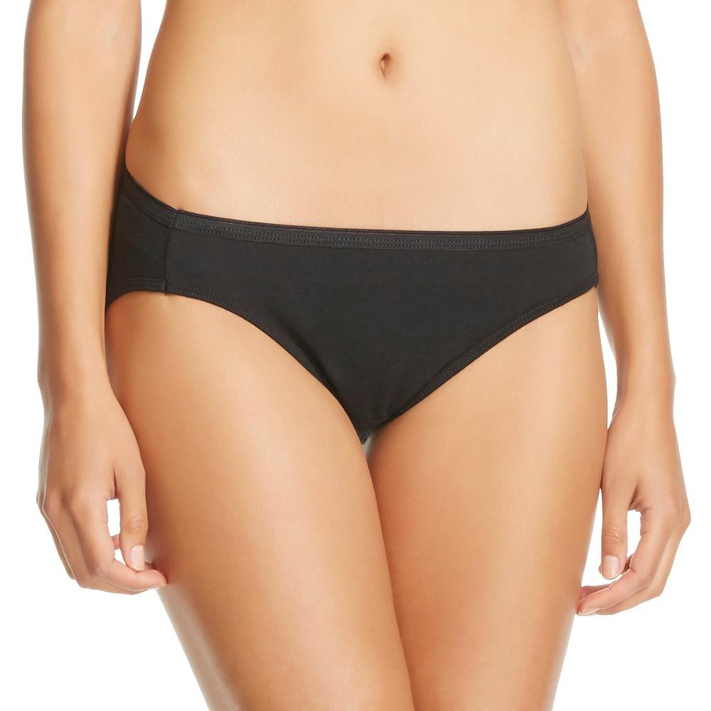 Hanes Women's 6+2 Bonus Pack Cotton Bikini - Colors May Vary 7, Multi-Colored