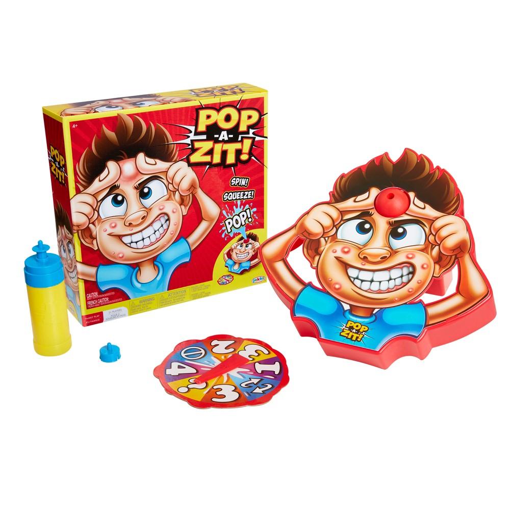 Pop-A-Zit Board Game, Board Games