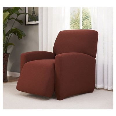 Checkerboard Recliner Slipcover - Madison Industries