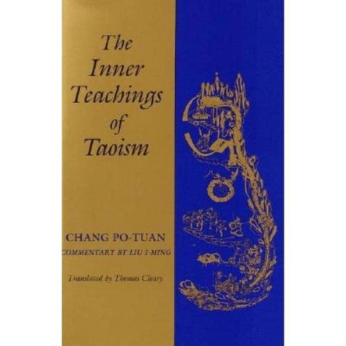 The Inner Teachings of Taoism - by  Chang Po-Tuan (Paperback) - image 1 of 1