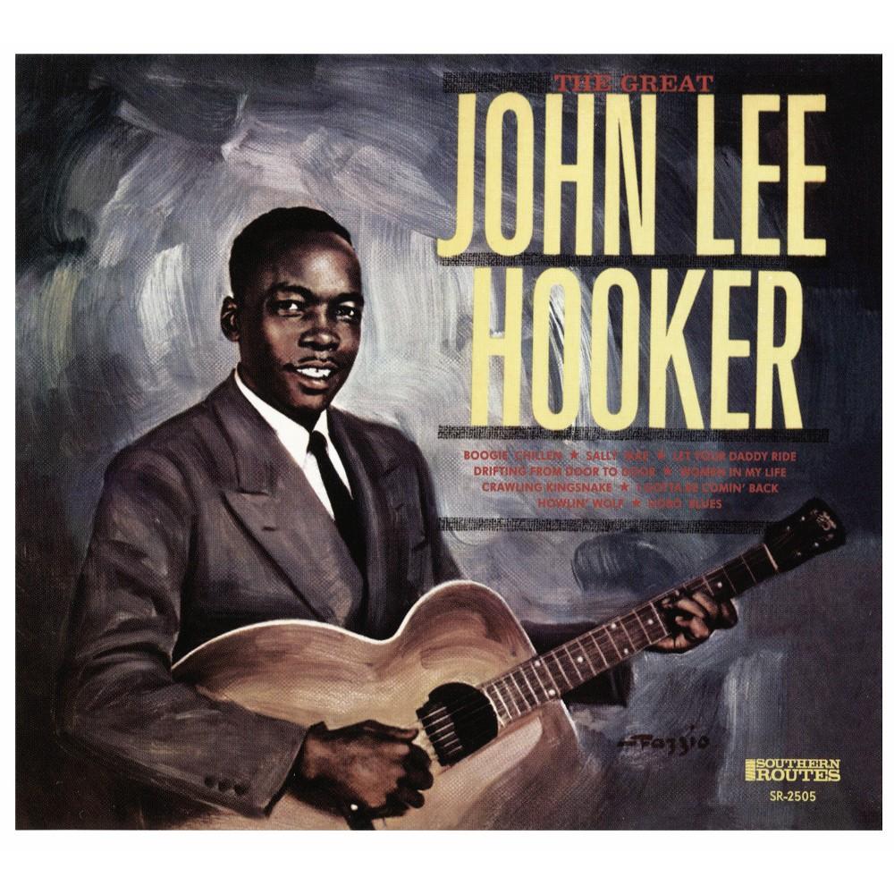 John Lee Hooker - Great (Vinyl)