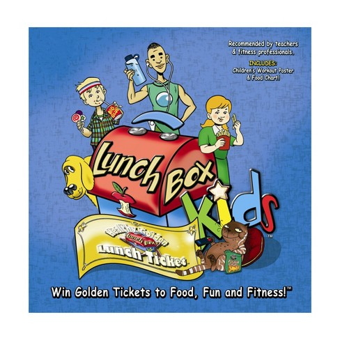 LunchBox Kids LunchBox Kids Health & Fitness Educational Board Game - image 1 of 5