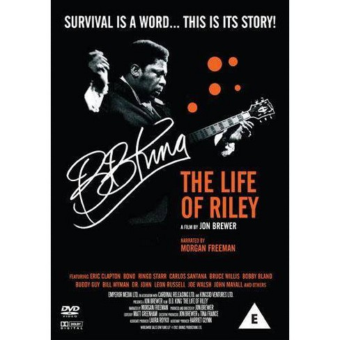 B.B. King: The Life of Riley (DVD) - image 1 of 1