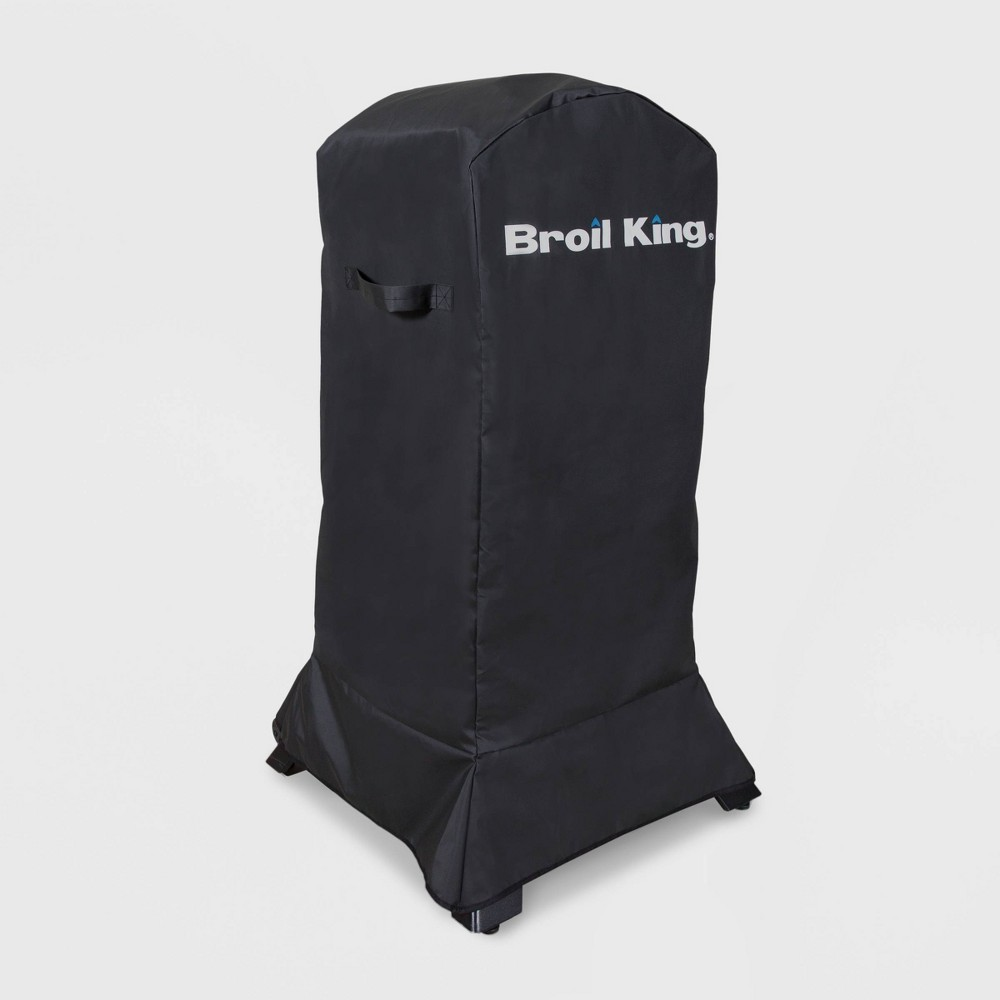 Broil King Vertical Smoker Grill Cover Black Broil King Vertical Smoker Grill Cover Black