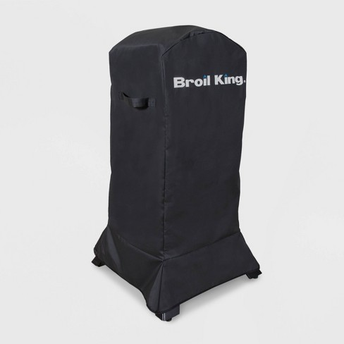 Broil King Vertical Smoker Grill Cover Black - image 1 of 1