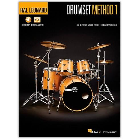Hal Leonard Hal Leonard Drumset Method - Book 1  Book/Media Online - image 1 of 1
