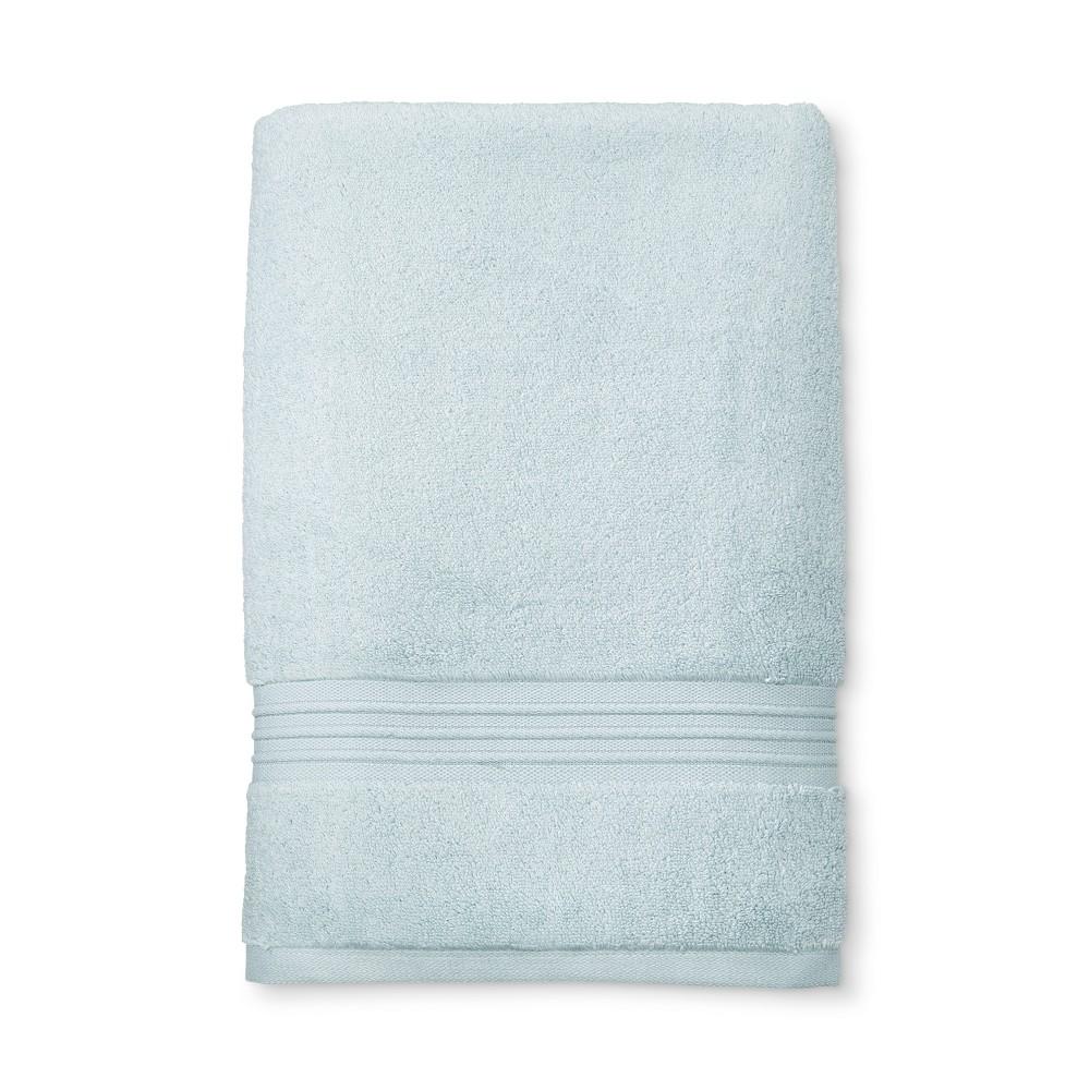 Spa Bath Sheet Light Blue - Fieldcrest