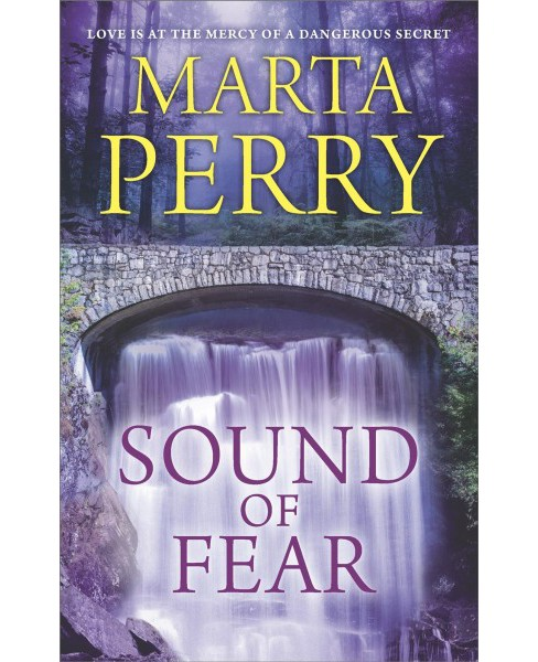 Sound of Fear -  (Echo Falls) by Marta Perry (Paperback) - image 1 of 1