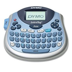 DYMO LetraTag 100T Tabletop Label Maker