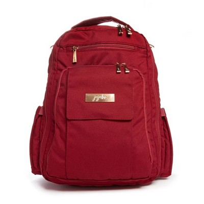 JuJuBe Be Right Back Diaper Bag Tibetan Red