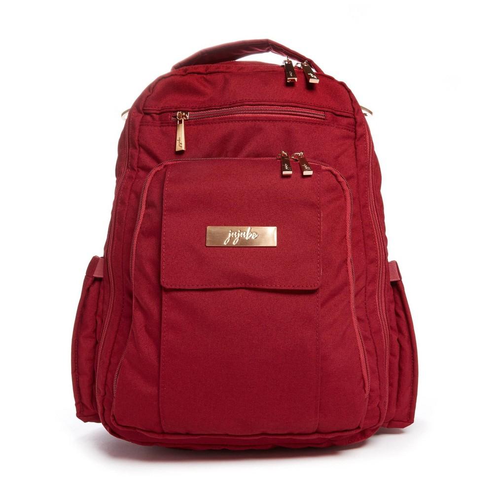 Image of Ju-Ju-Be Be Right Back Diaper Bag Tibetan Red