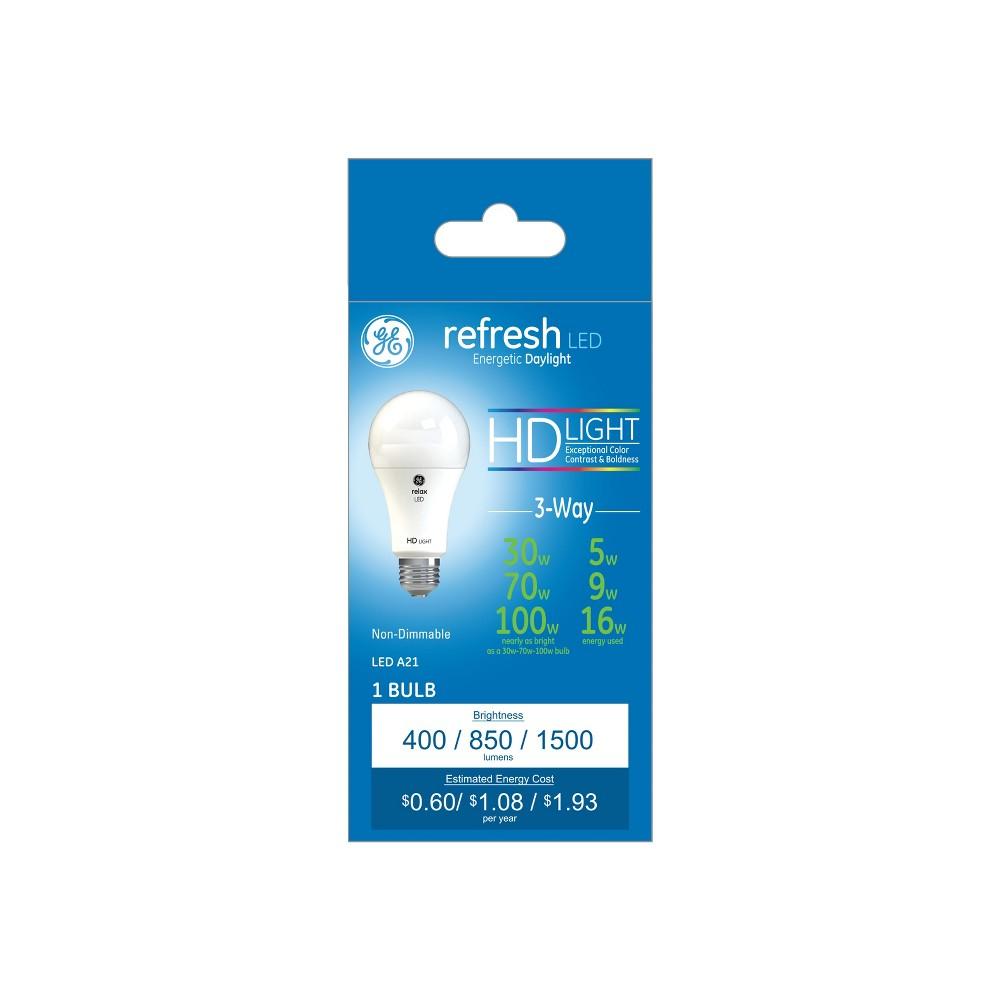 General Electric Ca Refresh Led Light Bulb Dl 30 70 100