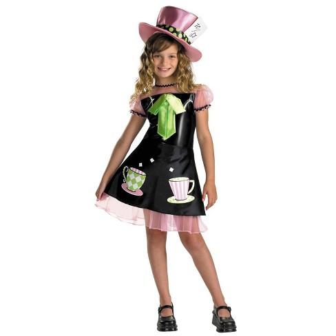 Kids Mad Hatter Halloween Costume 10 12 Target