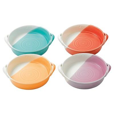 Royal Doulton® 1815 Porcelain 4pc Mini Serving Bowls Multicolor