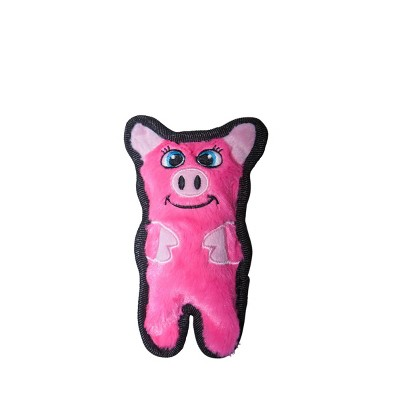 Outward Hound Invincibles Minis Pig Dog Toy