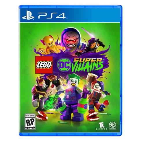 LEGO DC Super Villains - PlayStation 4 - image 1 of 4