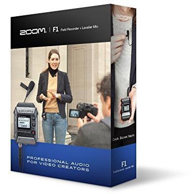 Zoom Digital Multitrack Recorder (F1-LP)