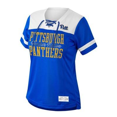 NCAA Pitt Panthers  Women's Gametime Jersey