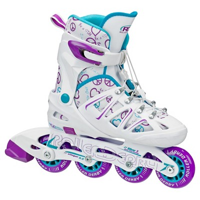 Roller Derby Kids' Stinger 5.2 Adjustable Inline Skates