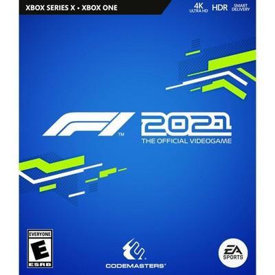 F1 2021 - Xbox Series X/Xbox One