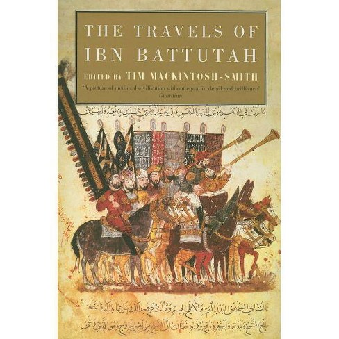 The Travels of Ibn Battutah - (Paperback) - image 1 of 1