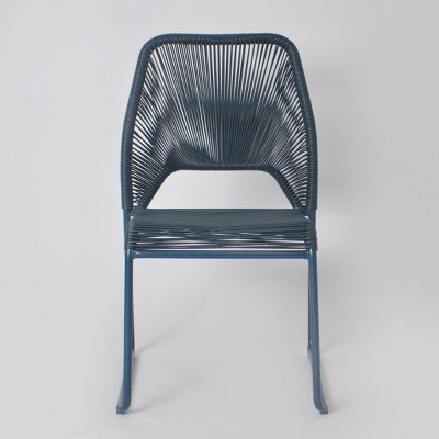 Fisher Patio Dining Chair - Blue - Project 62™