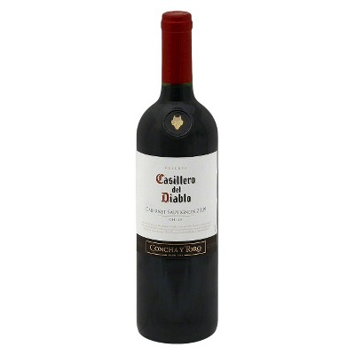 Casillero Del Diablo® Cabernet - 750mL Bottle