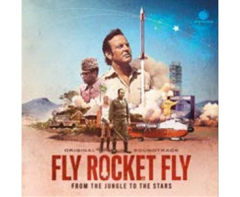 Various - Fly Rocket Fly:From The Jungle To The (Vinyl) - image 1 of 1
