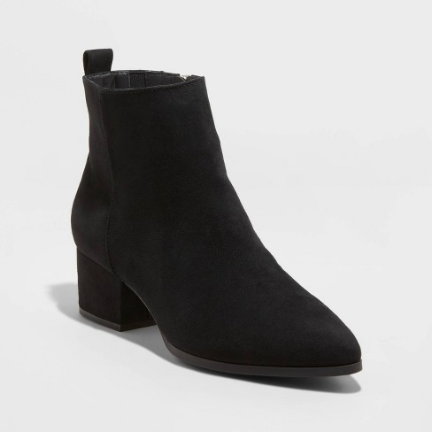 Women's Valerie City Ankle Bootie - A New Day™ - image 1 of 3