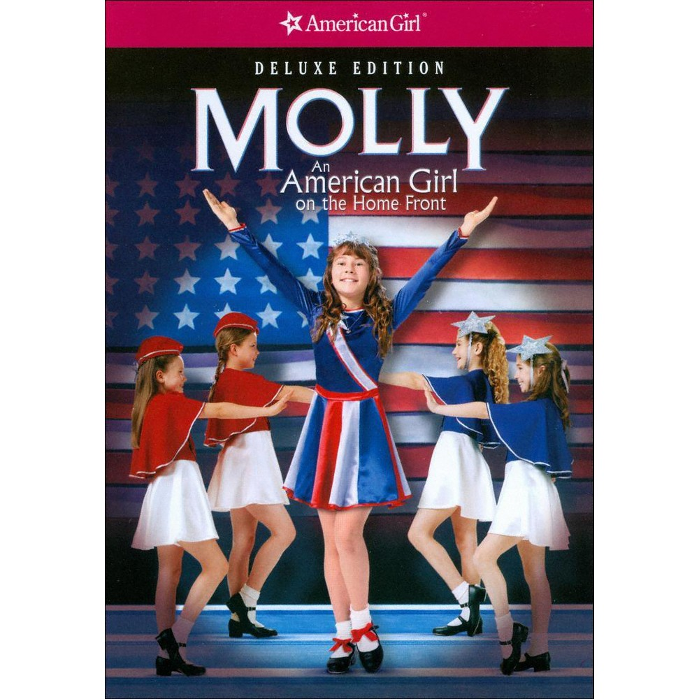Molly:American Girl On The Home Front (Dvd)
