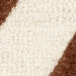 Dark Brown/Ivory