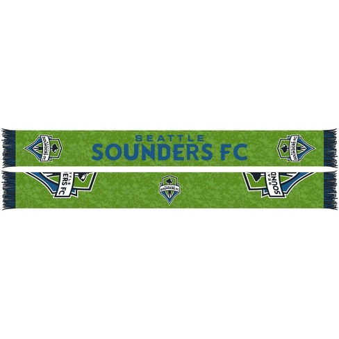 brand new aa4aa eabdb MLS Seattle Sounders Home Jersey Summer Scarf